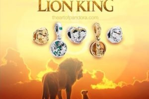 Pandora Lion King Collection