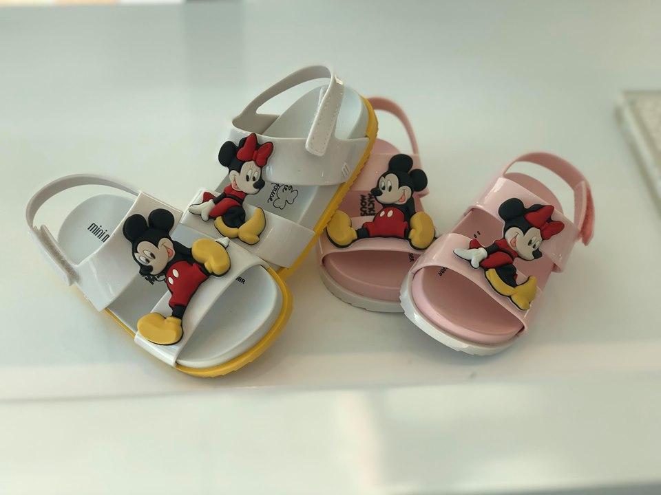 Melissa Disney Shoes