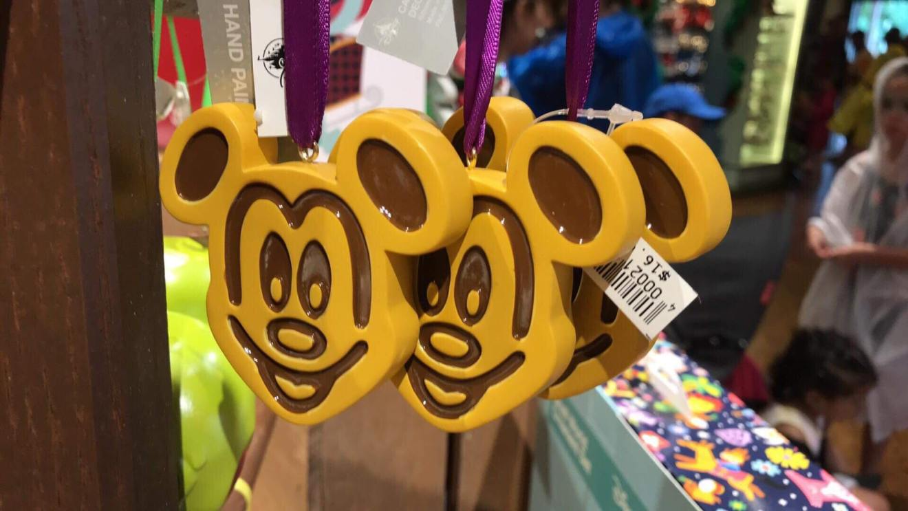 Disney Snack Ornaments Make Sweet Decorations