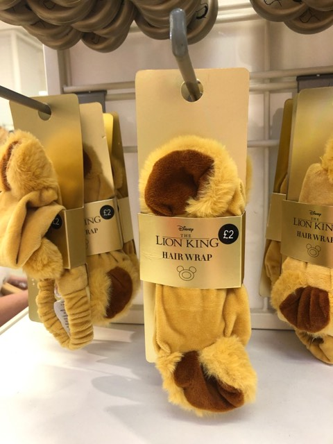 Primark Lion King Beauty