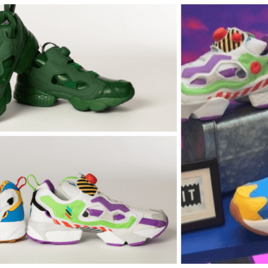 Reebok Toy Story Shoe Collection