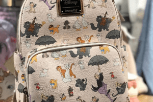 Aristocats Mini Backpack