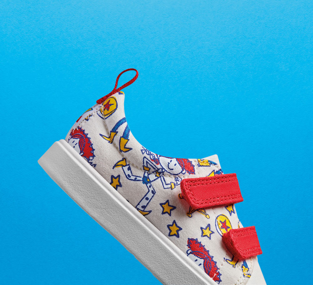 Clarks Kids x Toy Story Shoes For
