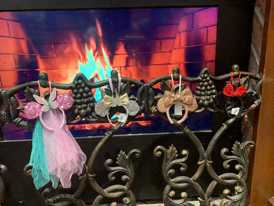 Disney Mouse Ear Ornaments