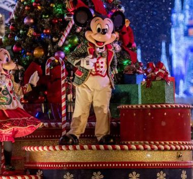 Ultimate Disney Christmas Package