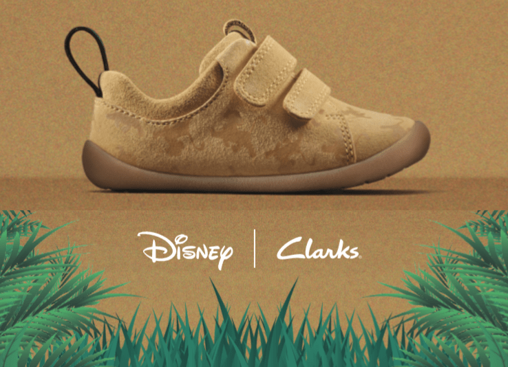 Lion King Clarks Kids Shoes