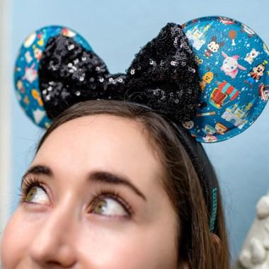 Loungefly Minnie Ears