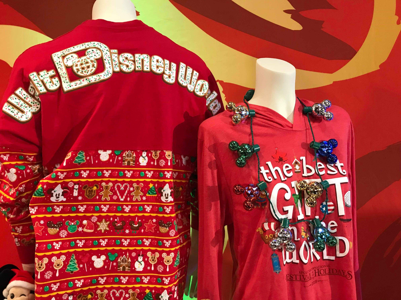 Disney Parks Holiday Merchandise