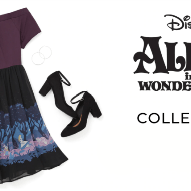 Alice in Wonderland Torrid Collection