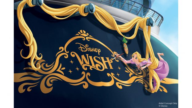 New Disney Cruise Line Ship