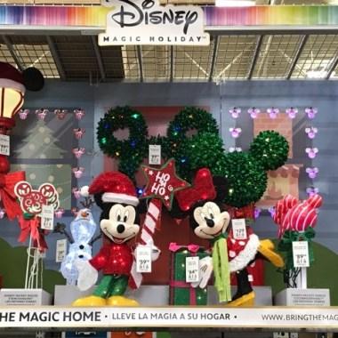 Disney Christmas Decor