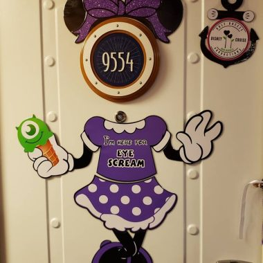 Minnie Mouse Magnets