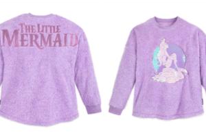 Little Mermaid Anniversary Spirit Jersey