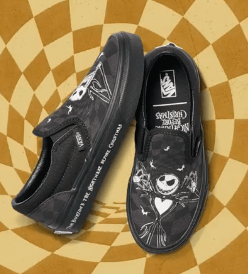 New Nightmare Before Christmas Vans Styles Revealed