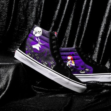 Nightmare Before Christmas x Vans Collection