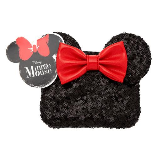 Black Minnie Mouse Wallet