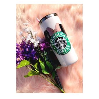 Minnie Starbucks Tumbler Front