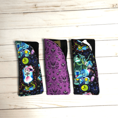 Haunted Mansion Sunglasses Case 2