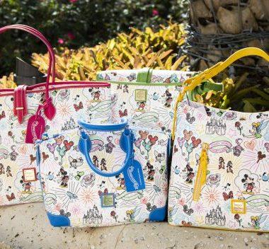 Disney Dooney & Bourke 10 Year