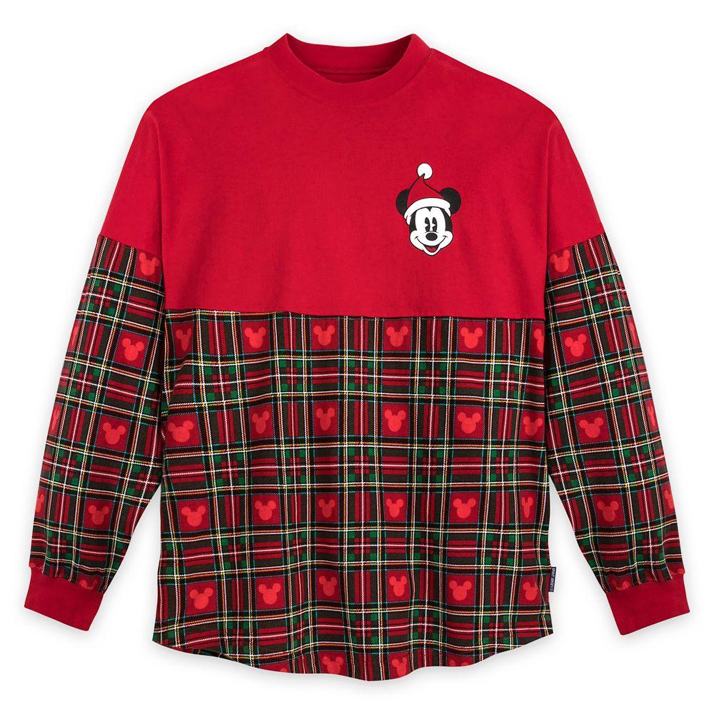 Mickey Mouse Christmas Spirit Jersey