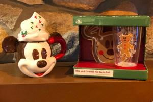 Disney Parks Holiday Homewares