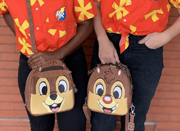Rescue Rangers Loungefly Bag