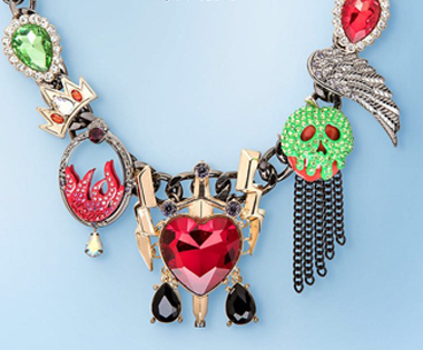 Betsey Johnson Evil Queen Collection
