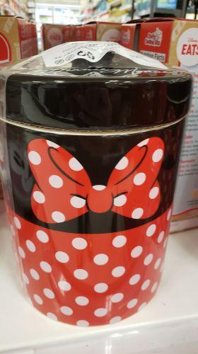 Minnie Cookie Jar