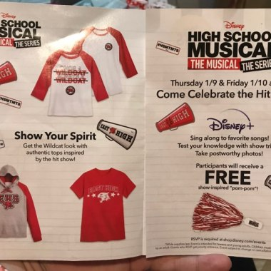 Celebrate High School Musical