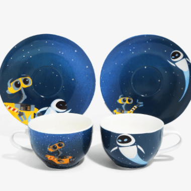 WALL-E Teacup Set