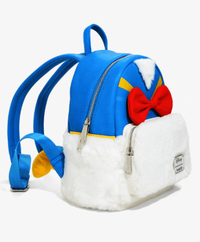 Donald Duck Loungefly Backpack