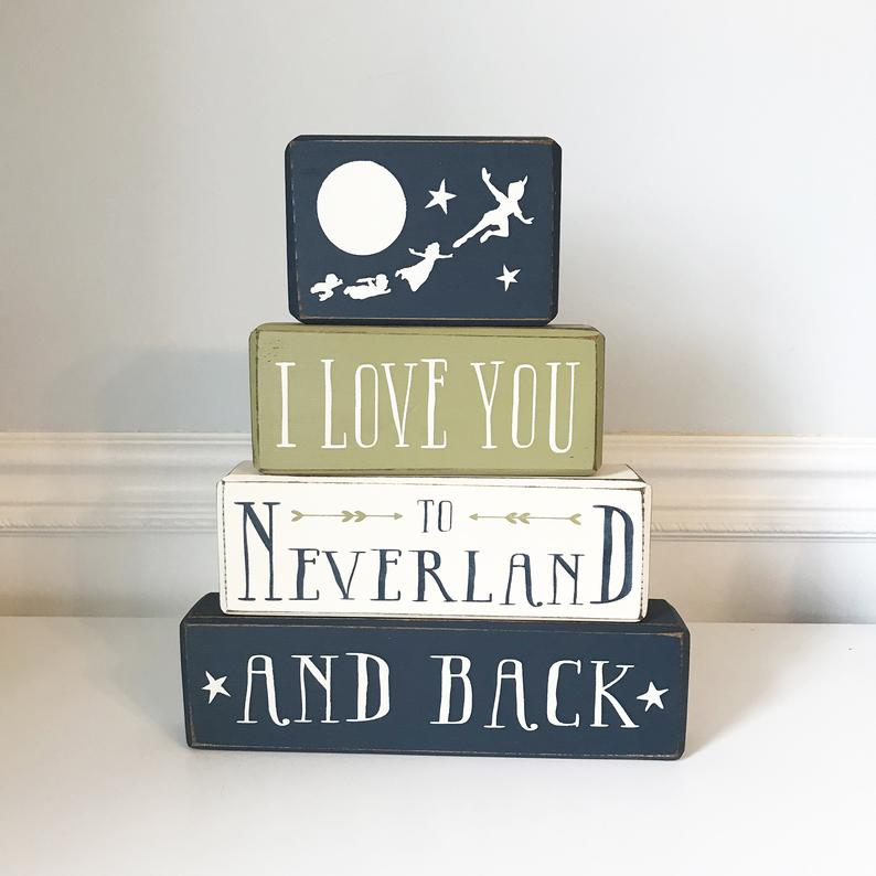 Lost Boys Will Love These Peter Pan Inspired Nursery Items