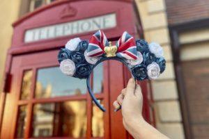 United Kingdom Minnie Ears