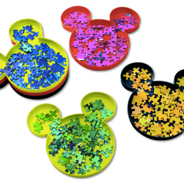 Mickey Puzzle Sorting Trays