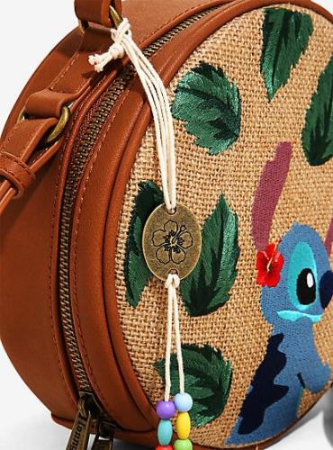 Stitch Burlap Loungefly