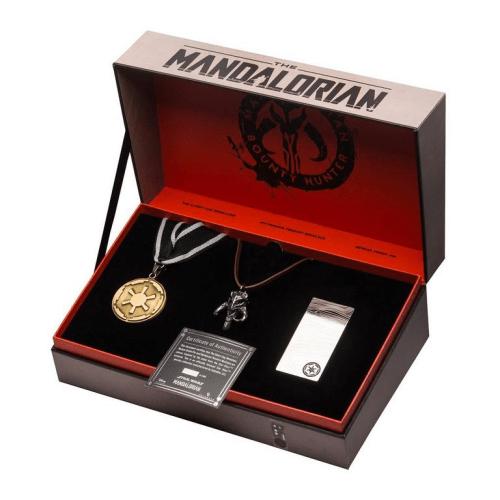 The Mandalorian Jewelry Set