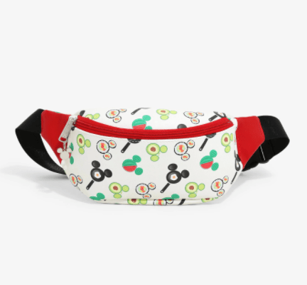 Mickey Foods Fanny Pack