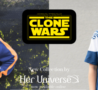 Her Universe Clone Wars Collection