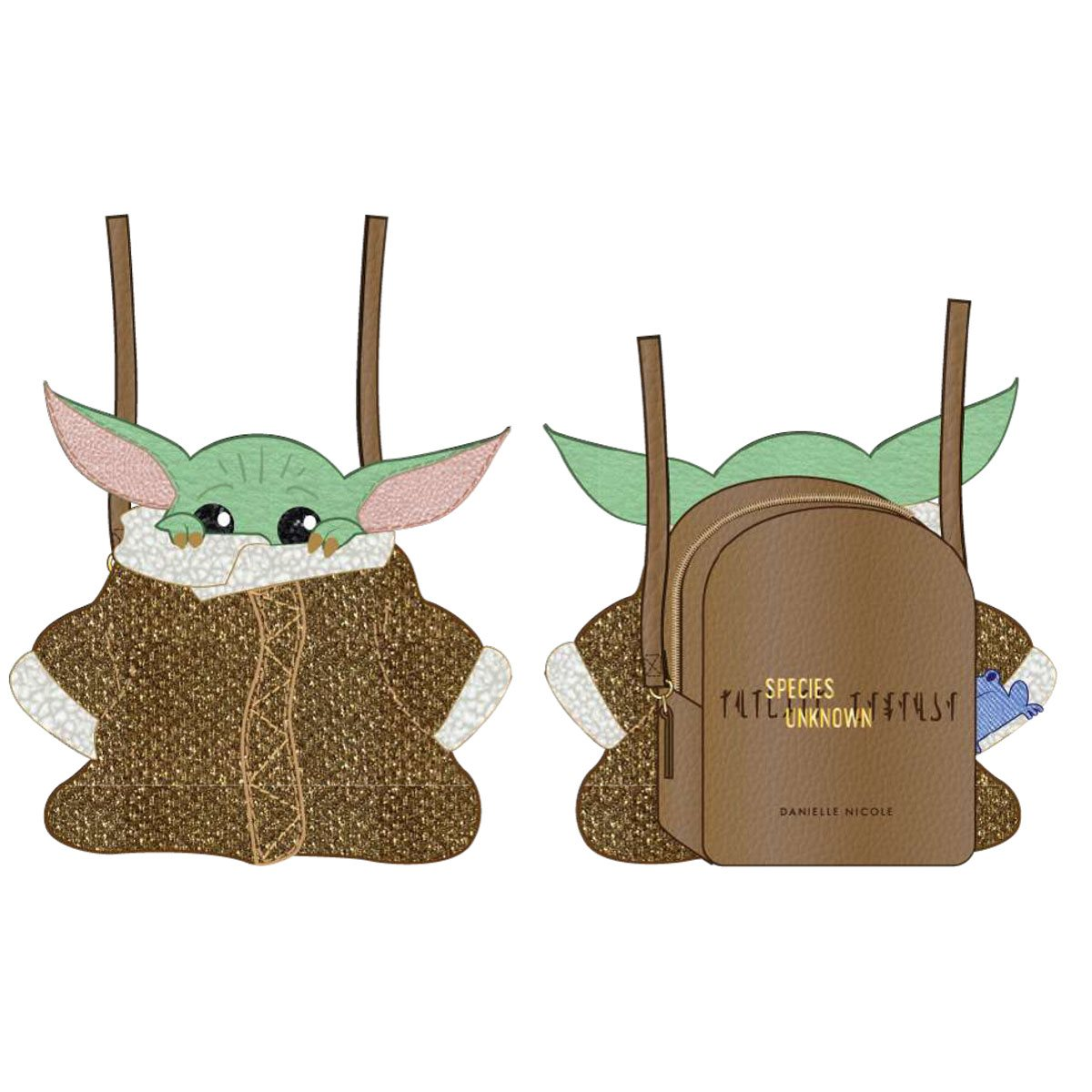 Danielle Nicole Baby Yoda Collection