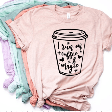 Coffee and Magic Shirt
