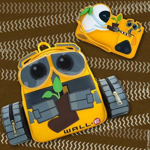 Wall-E Loungefly Collection
