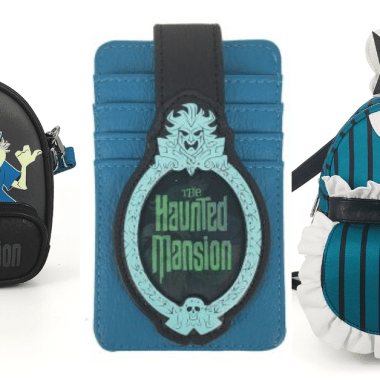 Haunted Mansion Loungefly Collection
