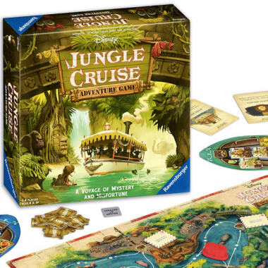 Jungle Cruise Adventure Game