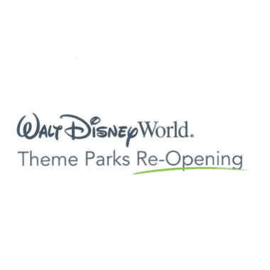 Walt Disney World Resort's Re-Opening Proposal