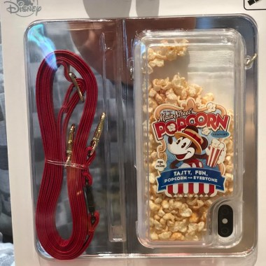 Disney Popcorn Phone Case