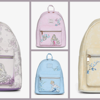 Disney Princess Backpacks