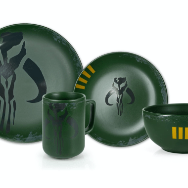 Boba Fett Dinnerware Set