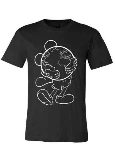 Small World After All Tee