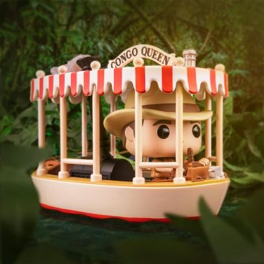 Jungle Cruise Skipper Funko Pop