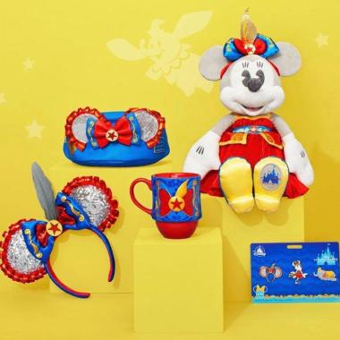 Minnie Mouse Main Attraction Dumbo Collection